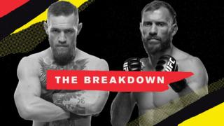 MMA expert and coach Eric Nicksick breaks down the fighting styles of Conor McGregor and Donald Cerrone ahead of their showdown in Las Vegas on Saturday.