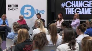 BBC 5 live sports panel