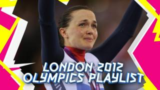 GB's Victoria Pendleton wins gold