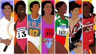 The black sportswomen you should know more about