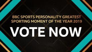Vote now logo