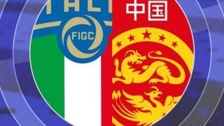 Italy and China