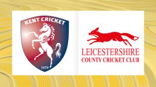 Kent v Leicestershire