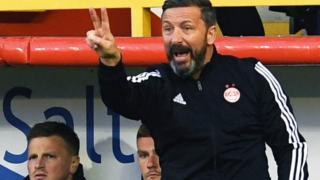 Aberdeen v Hearts