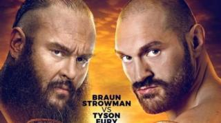 Braun Strowman and Tyson Fury