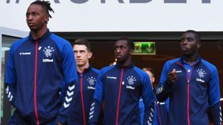 Legia v Rangers