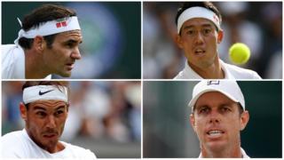 Wimbledon quarter-finals