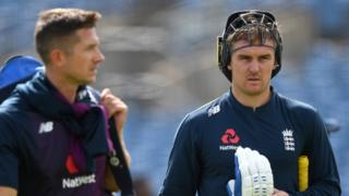 Joe Denly and Jason Roy