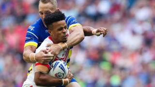 St Helens v Warrington