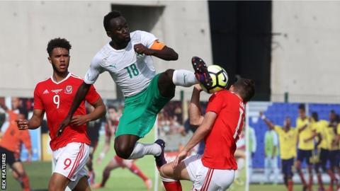 Wales v Ivory Coast