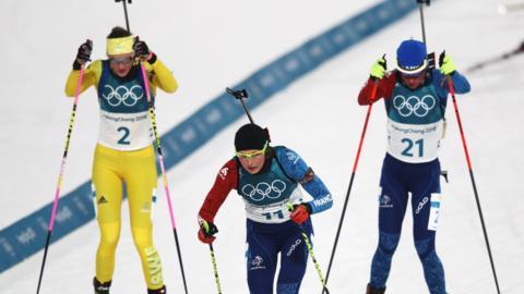 12.5km Biathlon