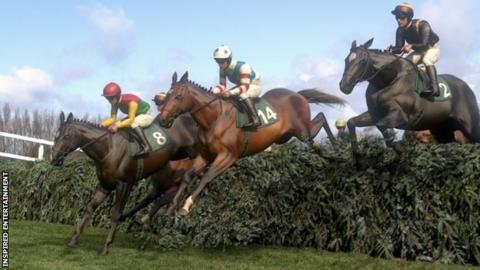 Technology Runners in the Virtual Grand National