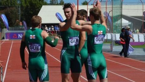 Guernsey athletes