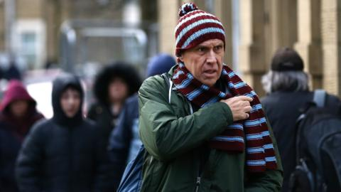 Burnley fan