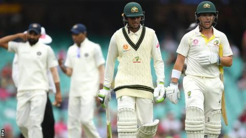 India end 71-year wait for Test series victory in Australia