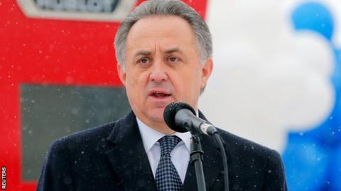 Vitaly Mutko has made controversial comments since the McLaren Report