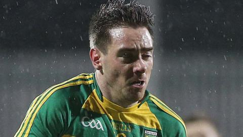 Donegal's Martin O'Reilly