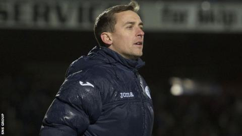 Queen Of The South Part With Manager James Fowler Bbc Sport