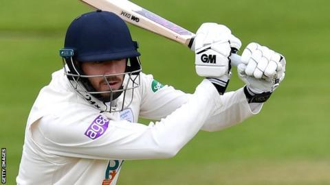 Hampshire batsman James Vince has hit 22 first class career centuries