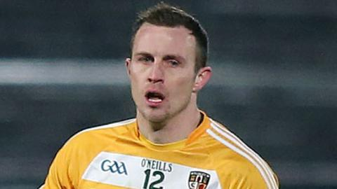 Michael McCann has not played for Antrim since 2016