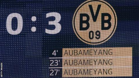 Hamburg v Borussia Dortmund