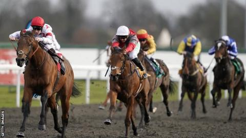 British horse racing suspended until at least Wednesday