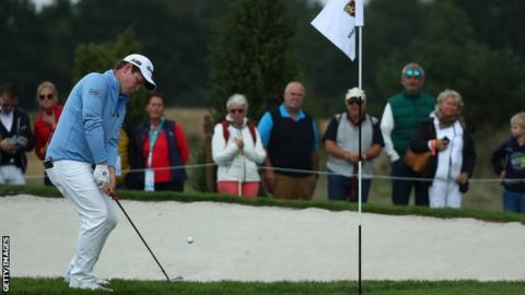 Roberto MacIntyre has impressed in his debut European Tour season