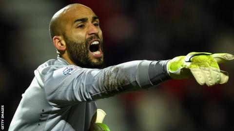 Goalkeeper Lee Grant completes move to Man United from Stoke City