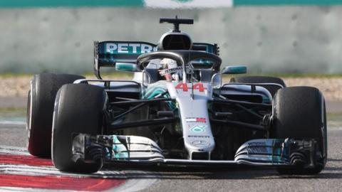 lewis hamilton in china