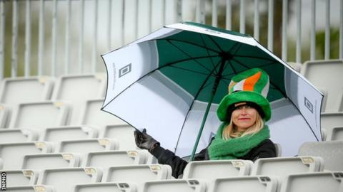 Malahide Cricket Club had been close to a sell out for the opening day