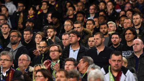Jurgen Klopp and Liverpool in Barcelona