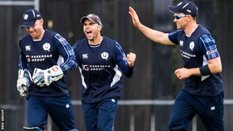 MacLeod's 157* leads Scotland to stunning victory over Afghanistan