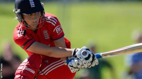 Charlotte Edwards is one of England's top players