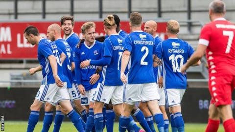 Lyngby finished third in the 2016-17 Danish Superliga