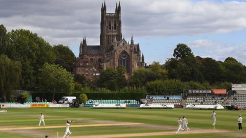 New Road first staged County Championship cricket in 1899