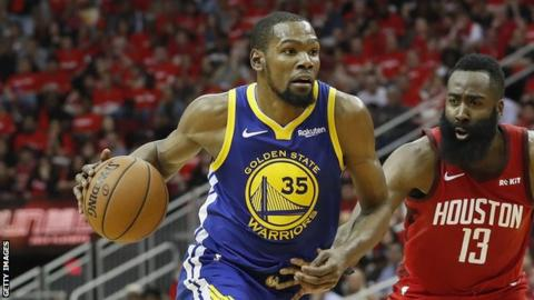low priced 4d17b e6dd0 Kevin Durant: Golden State Warriors chief says no player ...