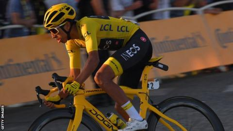 Tour de France winner Egan Bernal to miss Road World Championships in Yorkshire