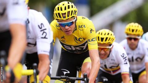 f8603873180 Tour de France: Chris Froome, Mark Cavendish, Peter Sagan - all you ...