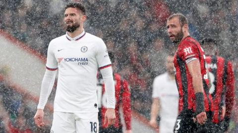 Chelsea have won just one of their last five games