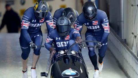 British Bobsleigh