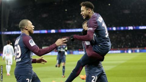 PSG to fall foul of UEFA's Financial Fair Play rules