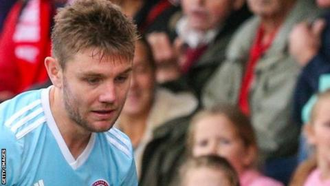 Sam Finley has made 34 appearances for Accrington Stanley this season