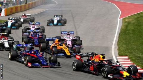 Red Bull and Toro Rosso