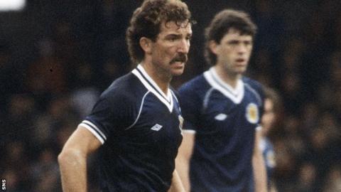 Graeme Souness won 54 caps for Scotland