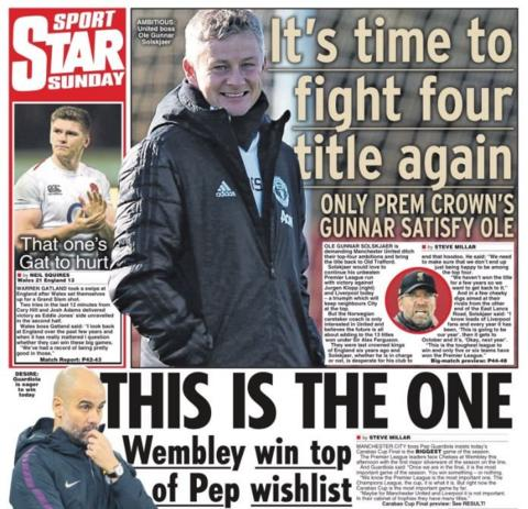 Star on Sunday