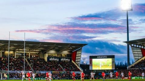 The game was scheduled to be played at Kingspan Stadium on Saturday