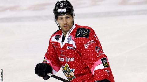 Jim Vandermeer is a valuable addition to the Giants roster for the upcoming Elite League campaign