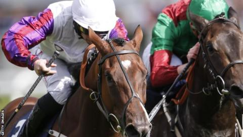 Laurens wins Prix Diane at Chantilly