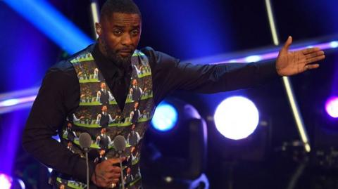 Best Fifa Awards host Idris Elba