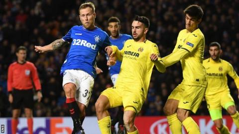 Rangers' Europa League exploits helped increase turnover